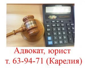 Юрист, адвокат Петрозаводска по трудовым спорам